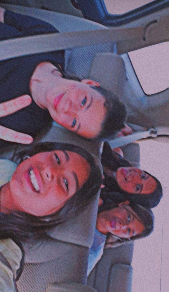 Denunciadas a 4 niñas por ir al volante