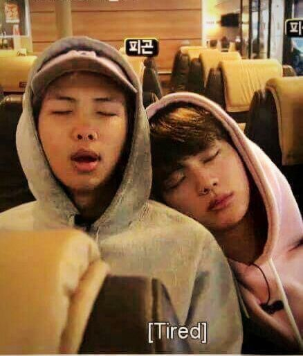 BTS,Namjoon and Jin dating scandal is confirmed true