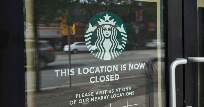 Starbucks is Closing 500 Locations Due to Coffee Shortage.