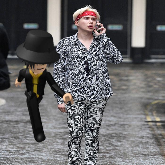 OLI LONDON DATING ROBLOX PLAYER CACCORN!?!?