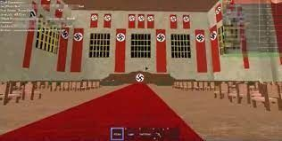 ROBLOX FINALLY ALLOWING NAZI'S IN 27/4/2021