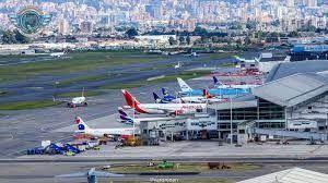 Aeropuerto El Dorado Cerrado por Paro Nacional